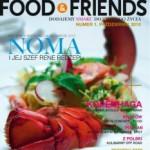 """FOOD & FRIENDS"" – nowy magazyn kulinarny"