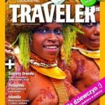 """Dwie okładki """"National Geografic  Traveler"""""""