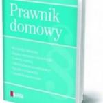 """""""Wyborcza"""" z książką """"Prawnik domowy"""""""