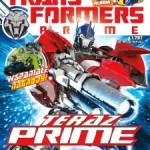 """Transformers Prime"" – nowy magazyn Egmontu"