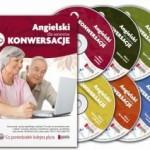 Angielski dla seniorów na płytach CD