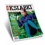 """Magazyn """"Książki"""" z audiobookiem"""