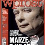 """Nowy layout tygodnika """"Wprost"""""""