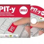 """""""Wyborcza"""" z płytą """"PIT-y 2012"""""""