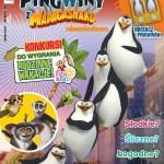 """""""Pingwiny z Madagaskaru"""" – nowy magazyn dla dzieci"""