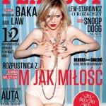 "Joanna Majstrak na okładce ""Playboya"""