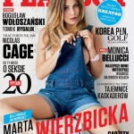 """Majowy """"Playboy"""" z Martą Wierzbicką"""