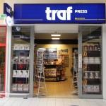 Już 300 punktów sieci Traf Press