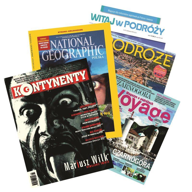 czasopisma-podróżnicze