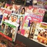 Gazety chętniej czytamy latem