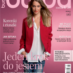 "W sierpniowym magazynie ""Burda"""