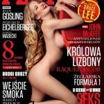 """Sierpniowy """"Playboy"""" z Raquel Jacob"""