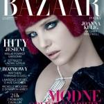 "Joanna Kulig na okładce nowego ""Harper's Bazaar"""