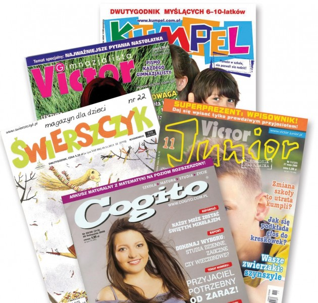 edukacyjne czasopisma