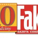"Jubileusz dziennika ""Fakt"""