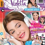 """Pierwszy numer miesięcznika """"Violetta"""""""