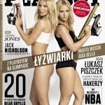 """Łyżwiarki na okładce """"Playboya"""""""