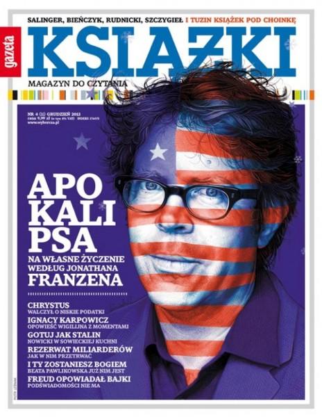 ksiazki magazyn 4 2013