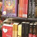 Bestsellery książkowe z saloników prasowych