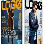 """Magazyn """"Logo"""" z dwiema okładkami"""