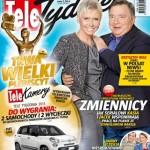 """""""Tele Tydzień"""" liderem polskiej prasy"""