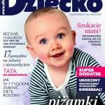 """Magazyn """"Dziecko"""" z dodatkiem i książeczką"""