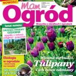 """Debiut miesięcznika """"Mam Ogród"""""""