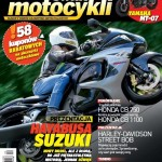 """Kwietniowy """"Świat Motocykli"""" już w sprzedaży"""