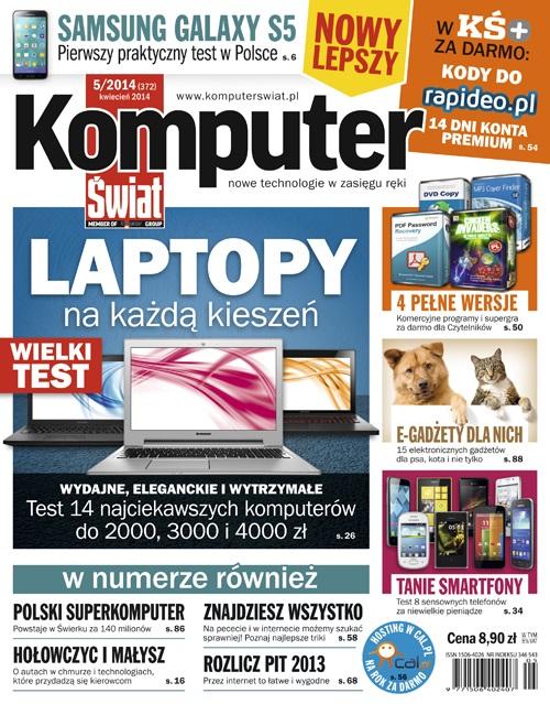 komputer swiat 5 2014