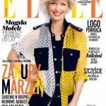 """Magazyn """"Elle"""" w nowym układzie graficznym"""