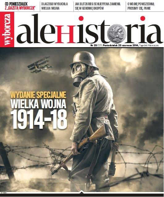 ale historia I wojna