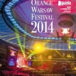 """Dodatek """"Orange Warsaw Festival"""" w """"Wyborczej"""""""