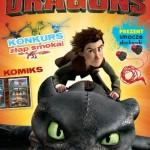 """""""Dragons"""" – magazyn dla miłośników smoków"""