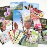 Kalendarzy pod dostatkiem