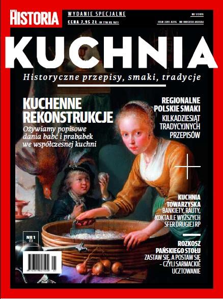 kuchnia historia