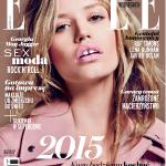 """W styczniowym wydaniu """"Elle"""""""