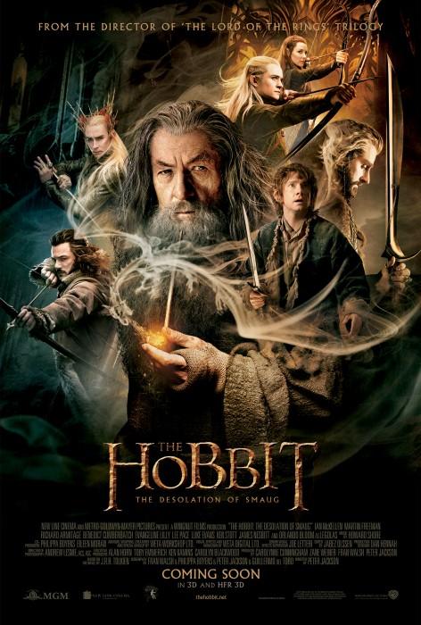 hobbit pustkowie