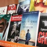 Bestsellery w salonikach Kolportera