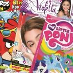 Czasopisma dla najmłodszych
