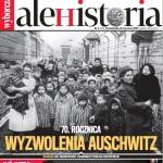 """Specjalne wydanie magazynu """"Ale Historia"""""""