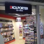 W styczniu otwarto kolejne saloniki Kolportera