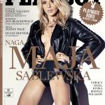 """""""Playboy"""" z Mają Sablewską na okładce"""