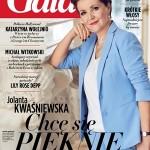 """""""Gala"""" z Jolantą Kwaśniewską na okładce"""