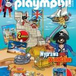"""""""Playmobil"""" – nowy magazyn już w sprzedaży"""