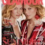 "Karlie Kloss i Taylor Swift na okładce ""Glamour"""