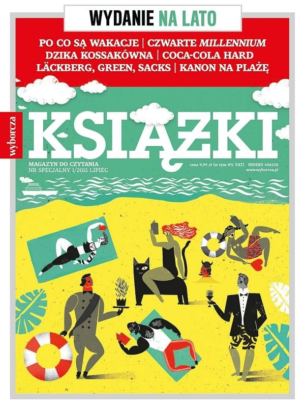 magazyn ksiązki 07 2015
