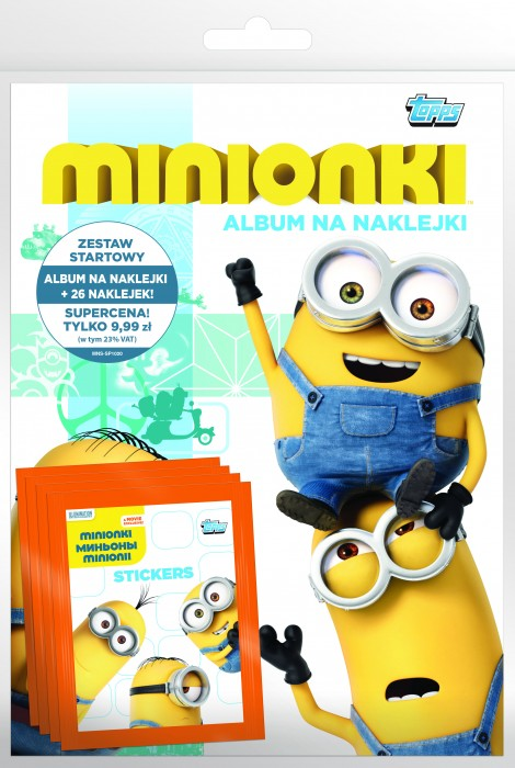 starter pack minions poland