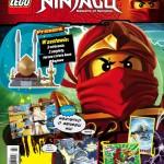 """Bardzo dobra sprzedaż magazynu """"LEGO Ninjago. Master of Spinjitzu"""""""
