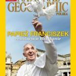 """Sierpniowy """"National Geographic"""" o papieżu i Watykanie"""