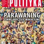 """""""Polityka"""" z najwyższą sprzedażą wśród tygodników"""